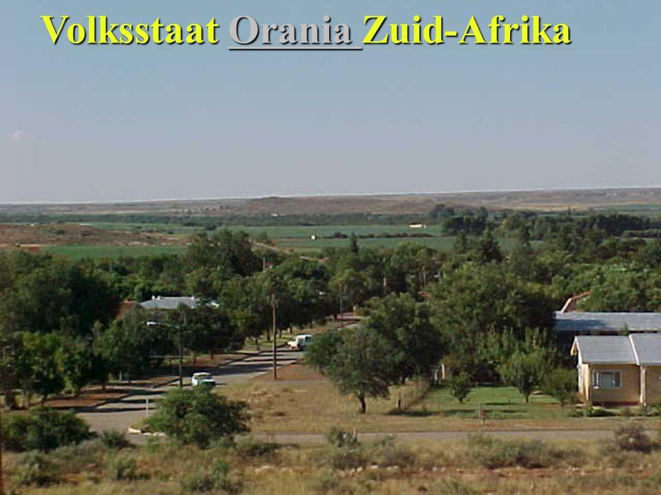 Volksstaat Orania Zuid-Afrika Volksstaat Orania Zuid-AfrikaOrania Orania