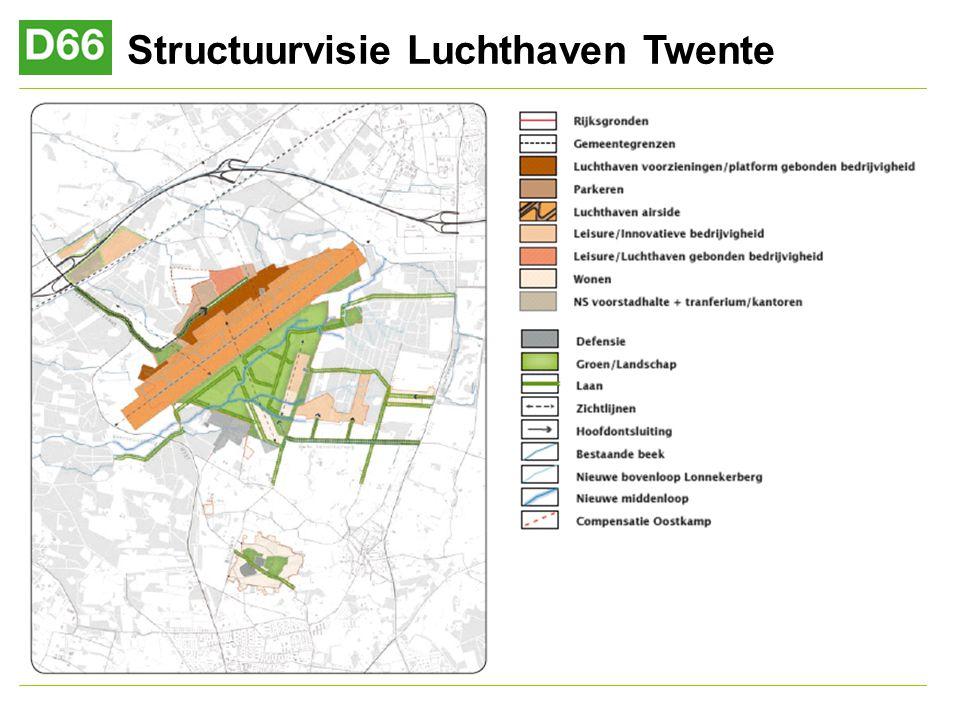Structuurvisie Luchthaven Twente