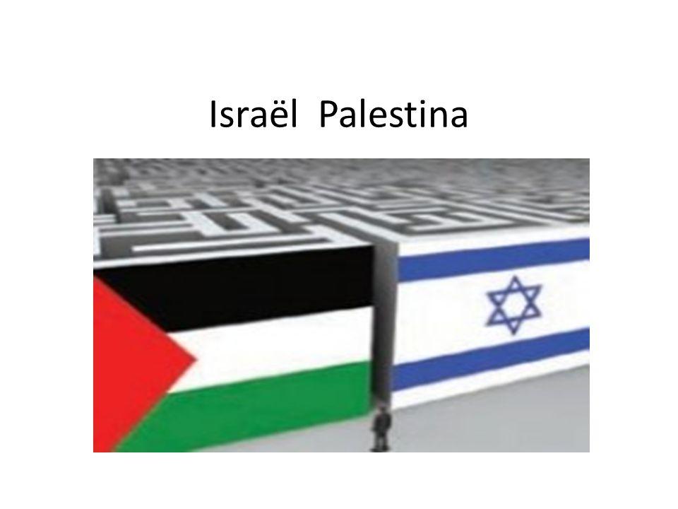 Israël Palestina