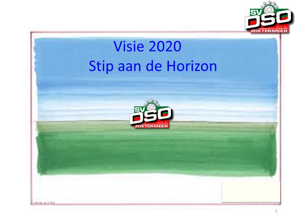 Visie 2020 Stip aan de Horizon 1