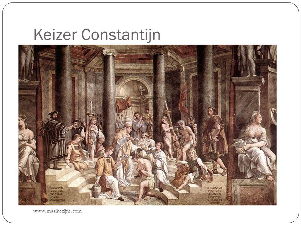 Keizer Constantijn www.maaikezijm.com