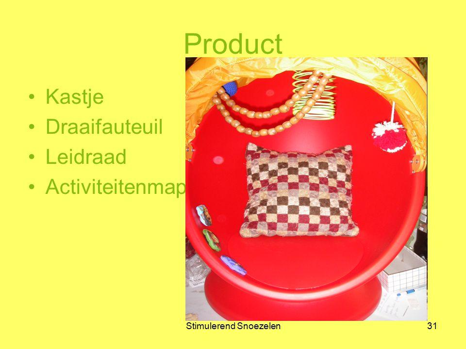 Stimulerend Snoezelen31 Product Kastje Draaifauteuil Leidraad Activiteitenmap