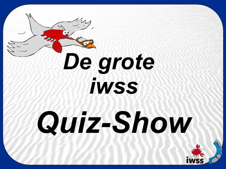 De grote iwss Quiz-Show
