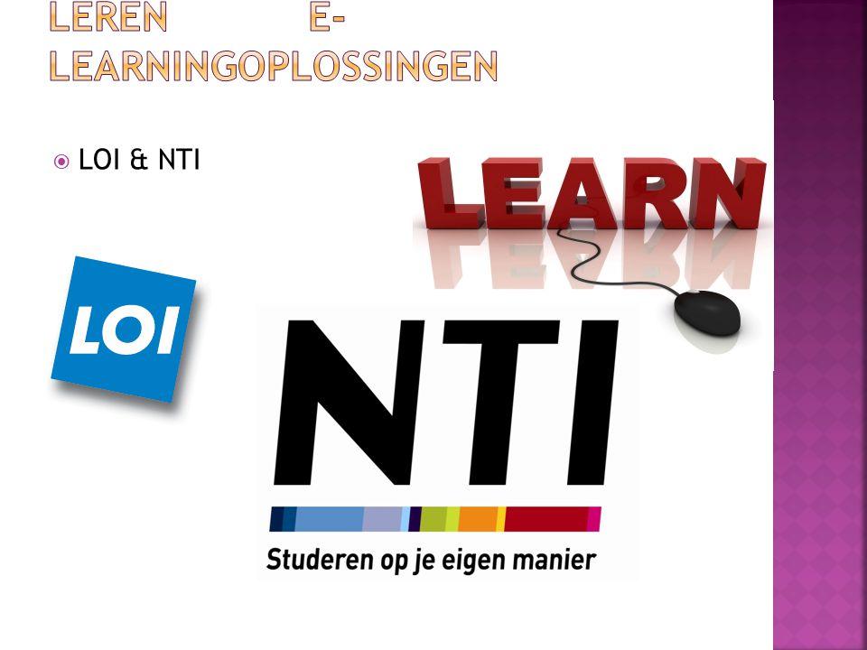  LOI & NTI