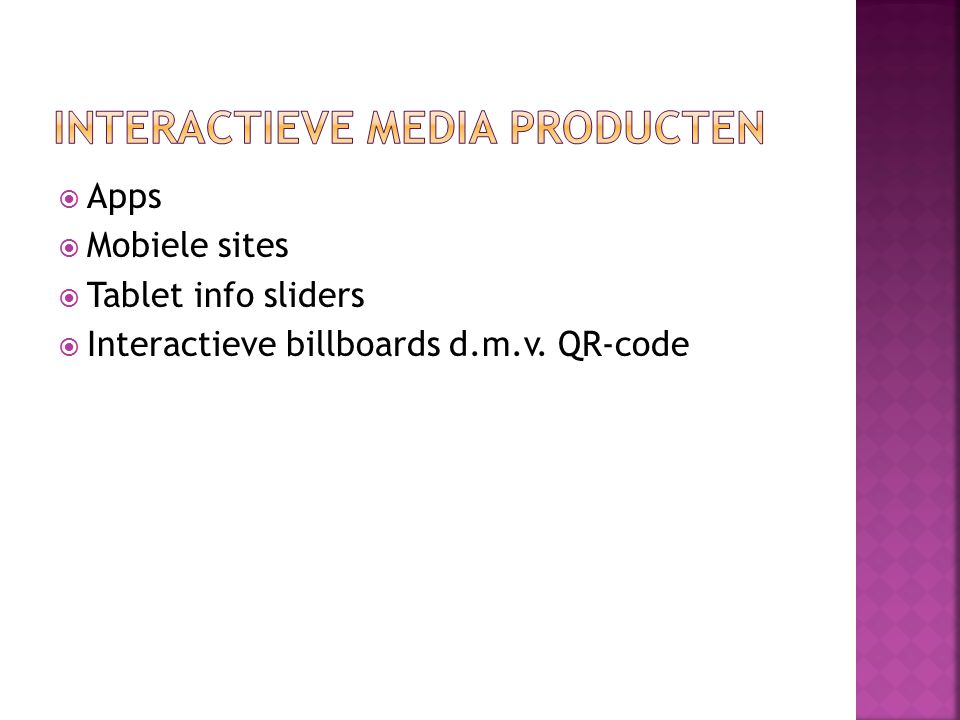  Mobiel  Computer  Tablet  Projectie  Billboards
