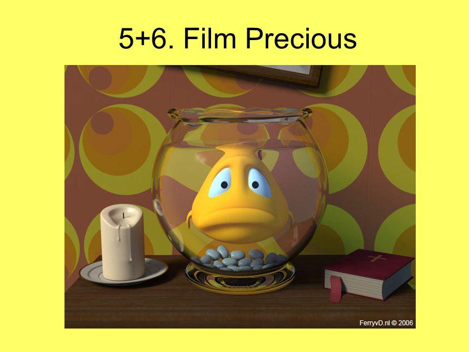 5+6. Film Precious