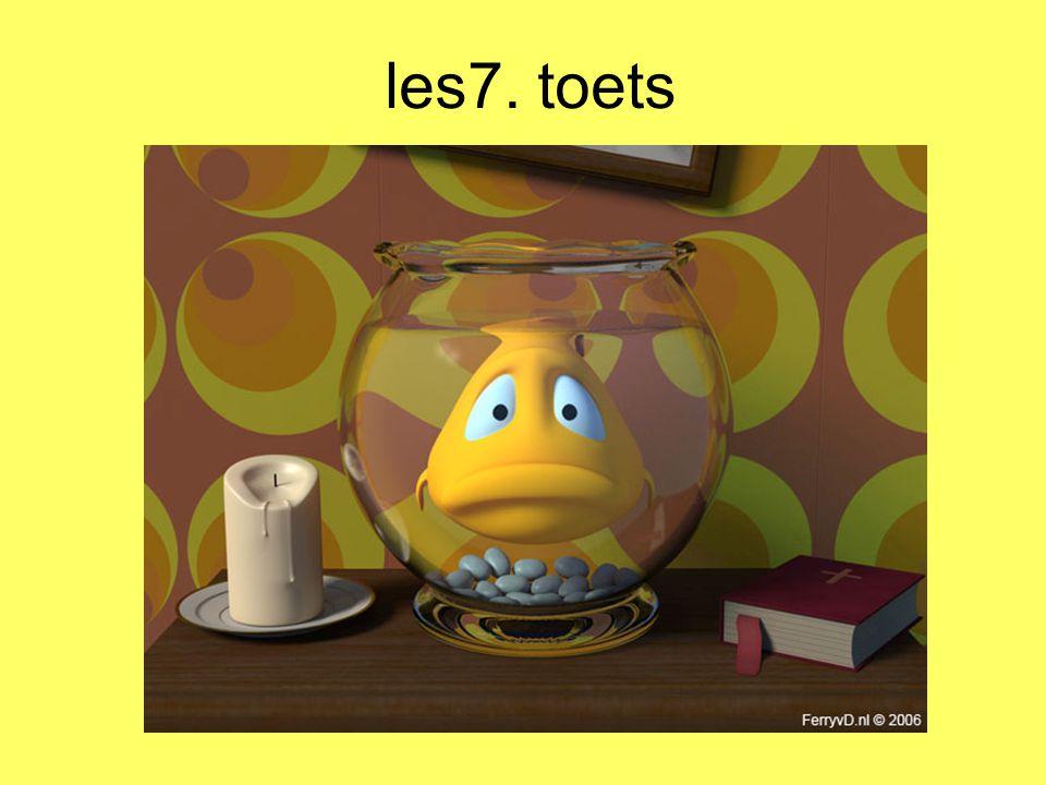 les7. toets
