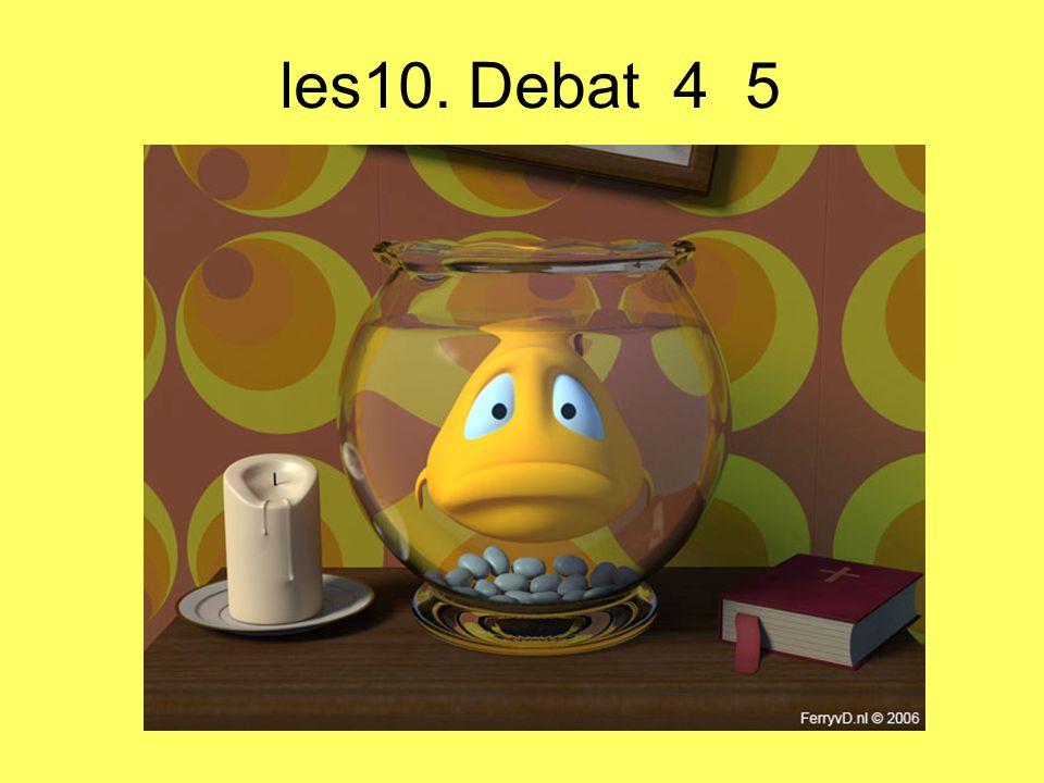 les10. Debat 4 5