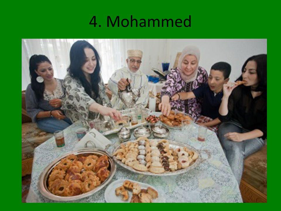 4. Mohammed