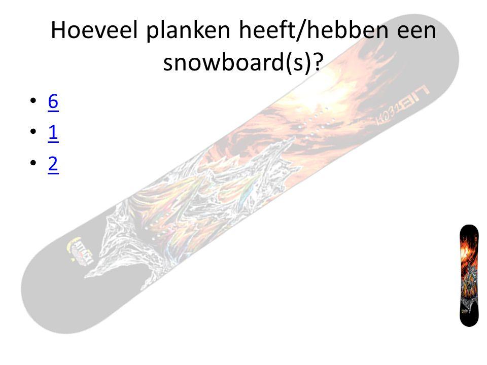 Waarmee zet je je voeten vast een snowboard Klemmen Bindingen Schoenen