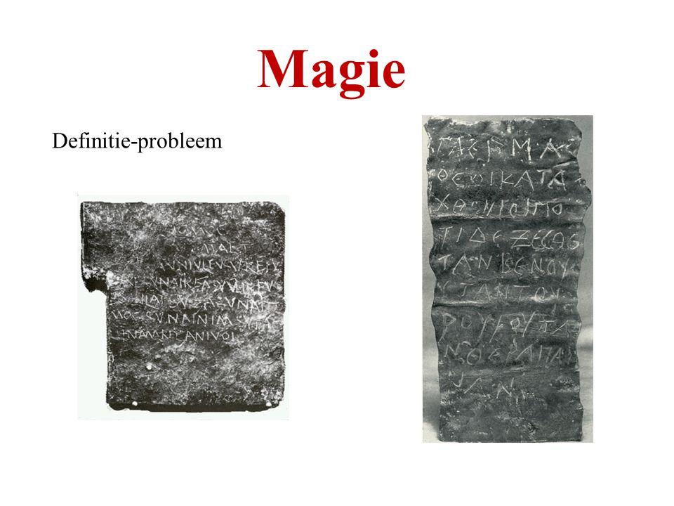 Magie Definitie-probleem