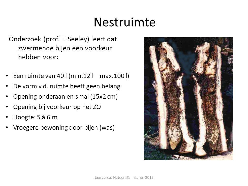 Nestruimte Onderzoek (prof.T.