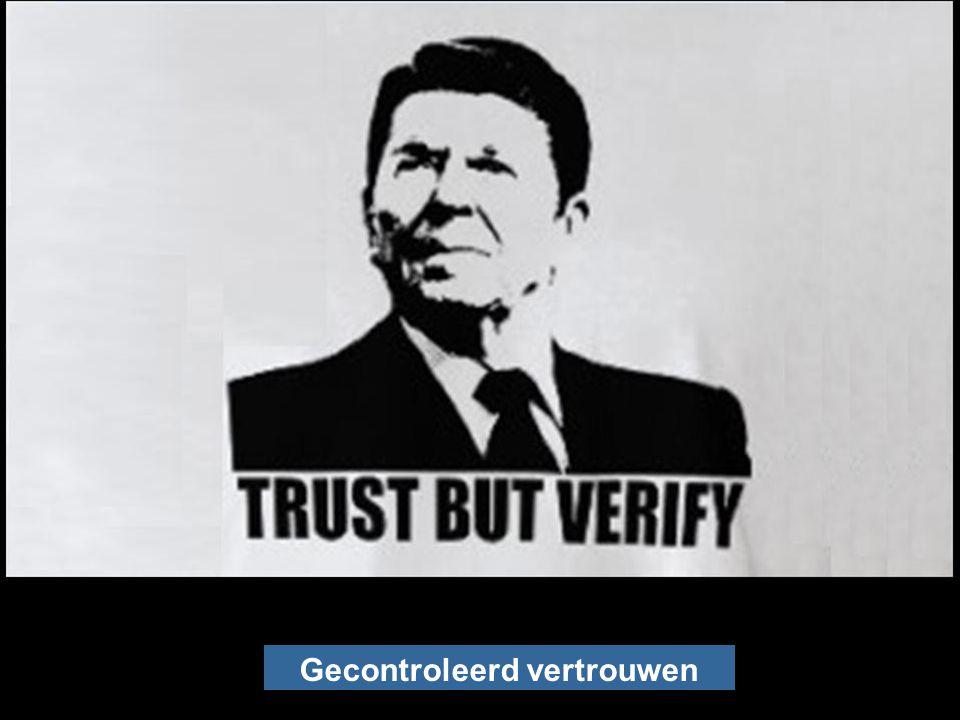 Zwevend vertrouwen