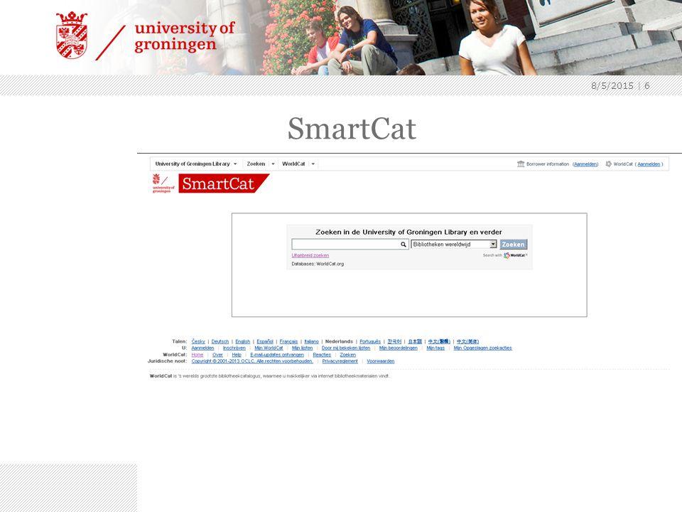 SmartCat 8/5/2015 | 6