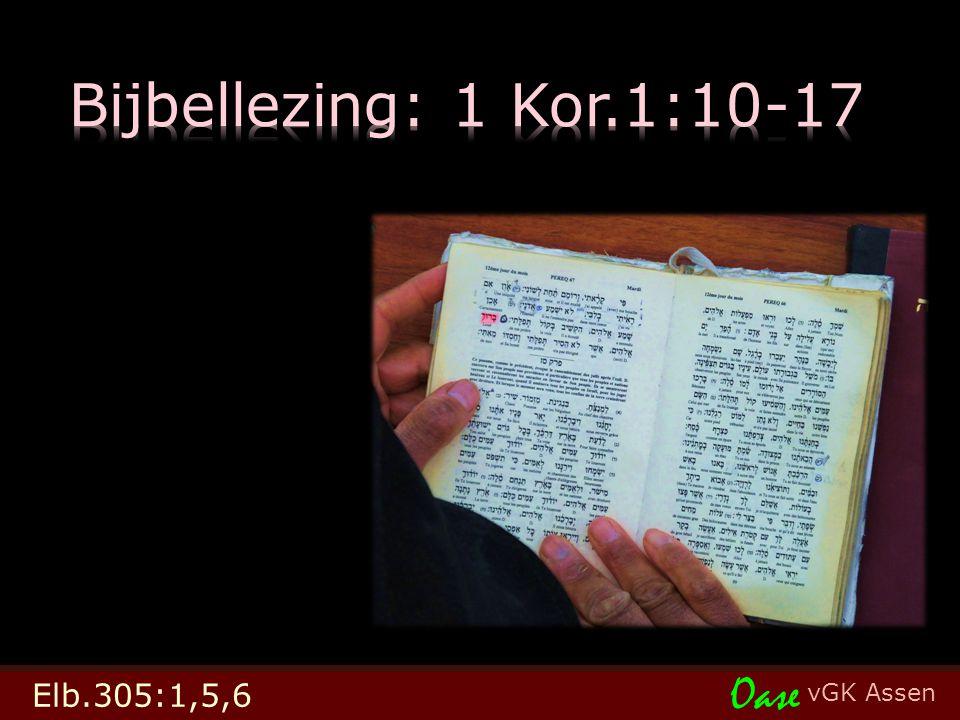 vGK Assen Oase Elb.305:1,5,6