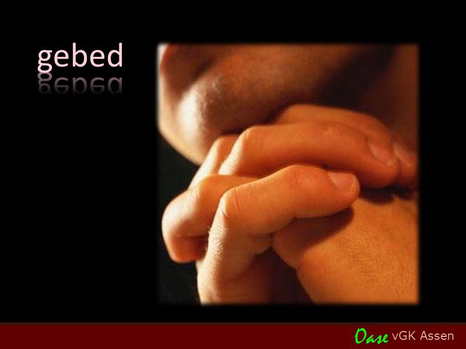 vGK Assen Oase JEZUS de steen door jullie, de bouwers veracht, werd de Hoeksteen Elb.247:2,3,4