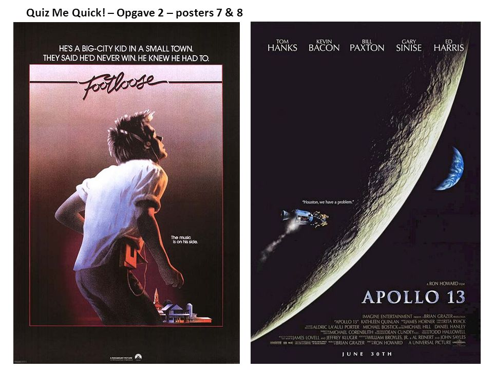 Quiz Me Quick! – Opgave 2 – posters 7 & 8