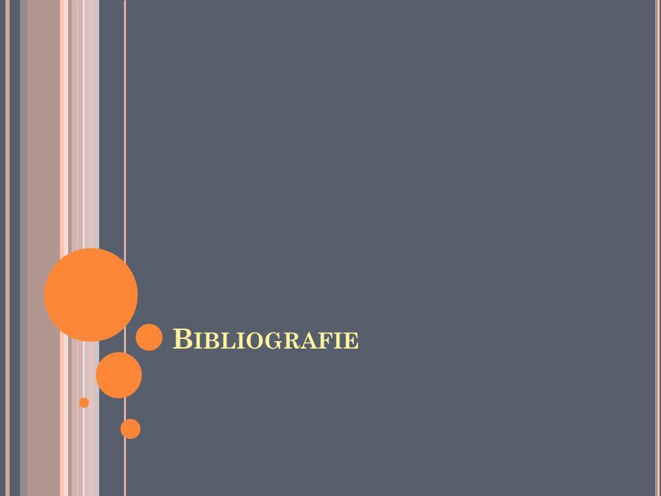 B IBLIOGRAFIE