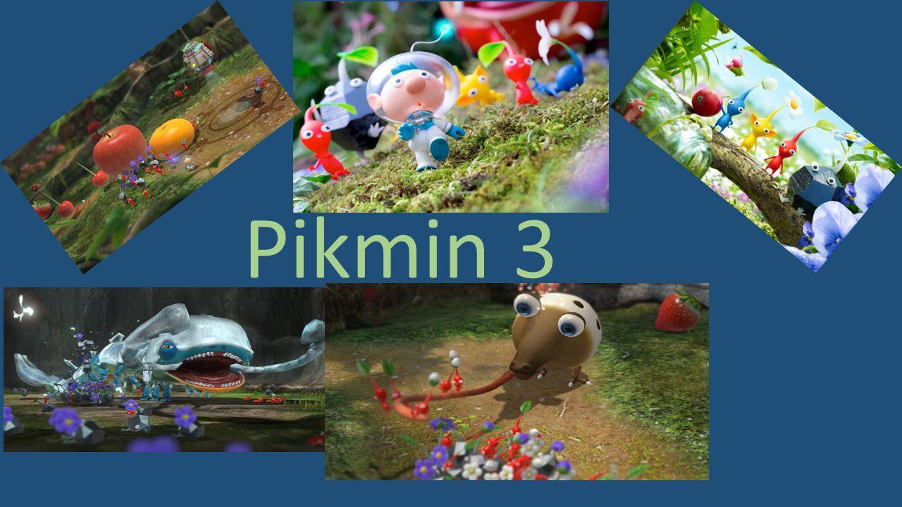 Rode Pikmin Ze kunnen tegen vuur en hebben meer schade dan de meeste Pikmin soorten ze zijn de eerste pikmin die worden ontdekt  Ondek gebied tropical wilds  Kan tegen vuur  Meer schade dan de meeste pikmin soorten