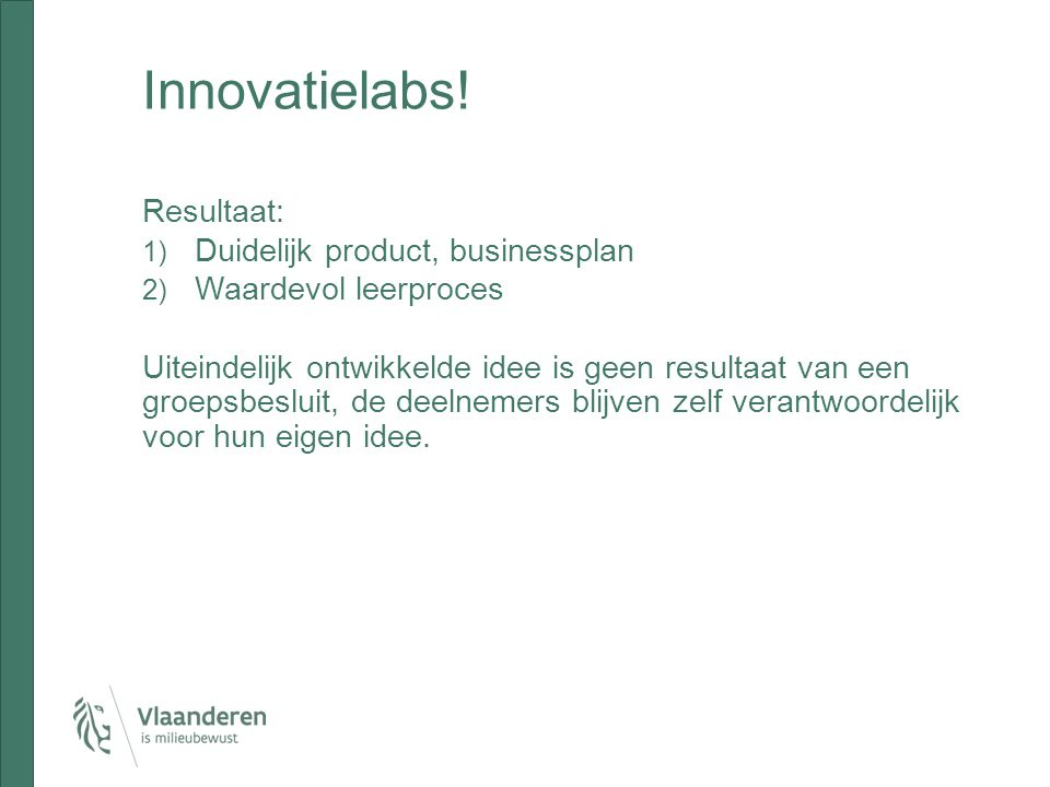 Innovatielabs.
