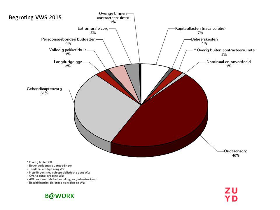 Begroting VWS 2015