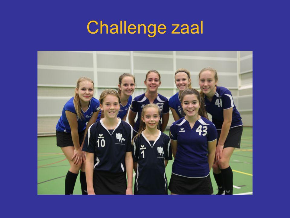 Challenge zaal