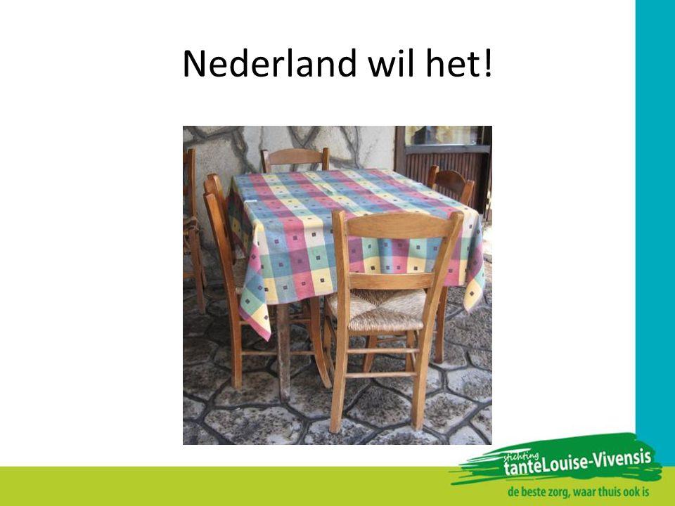 Nederland wil het!