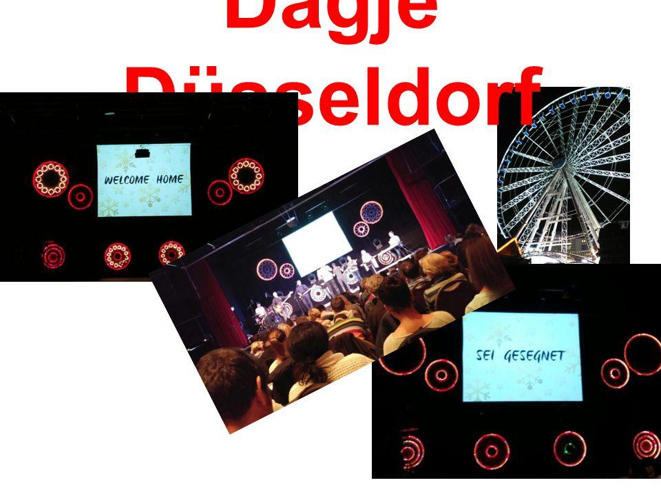 Dagje Düsseldorf