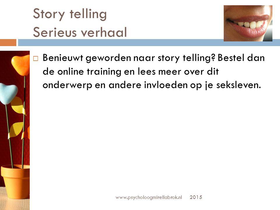 Tegeltjeswijsheid www.psycholoogmirellabrok.nl 2015 Erotiek is NIET alleen maar seks Erotiek heeft te maken met zelfwaarde