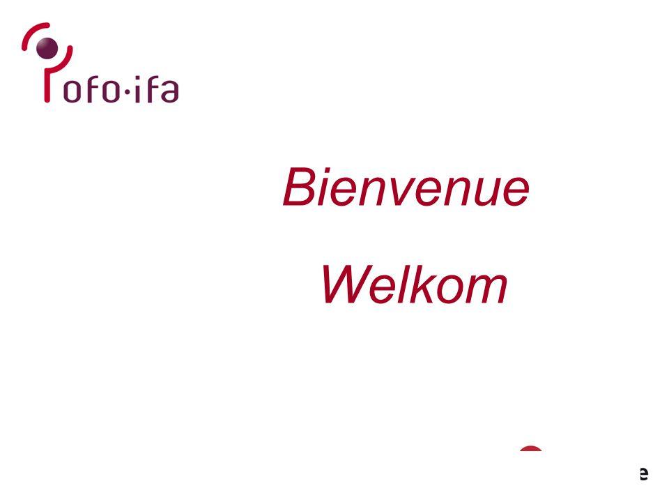 Bienvenue Welkom