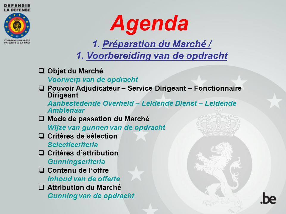 Agenda  Réception Provisoire Complète (RPC) Volledige Voorlopige Oplevering (VVO)  Paiement Betaling  Cautionnement Borgtocht 2.