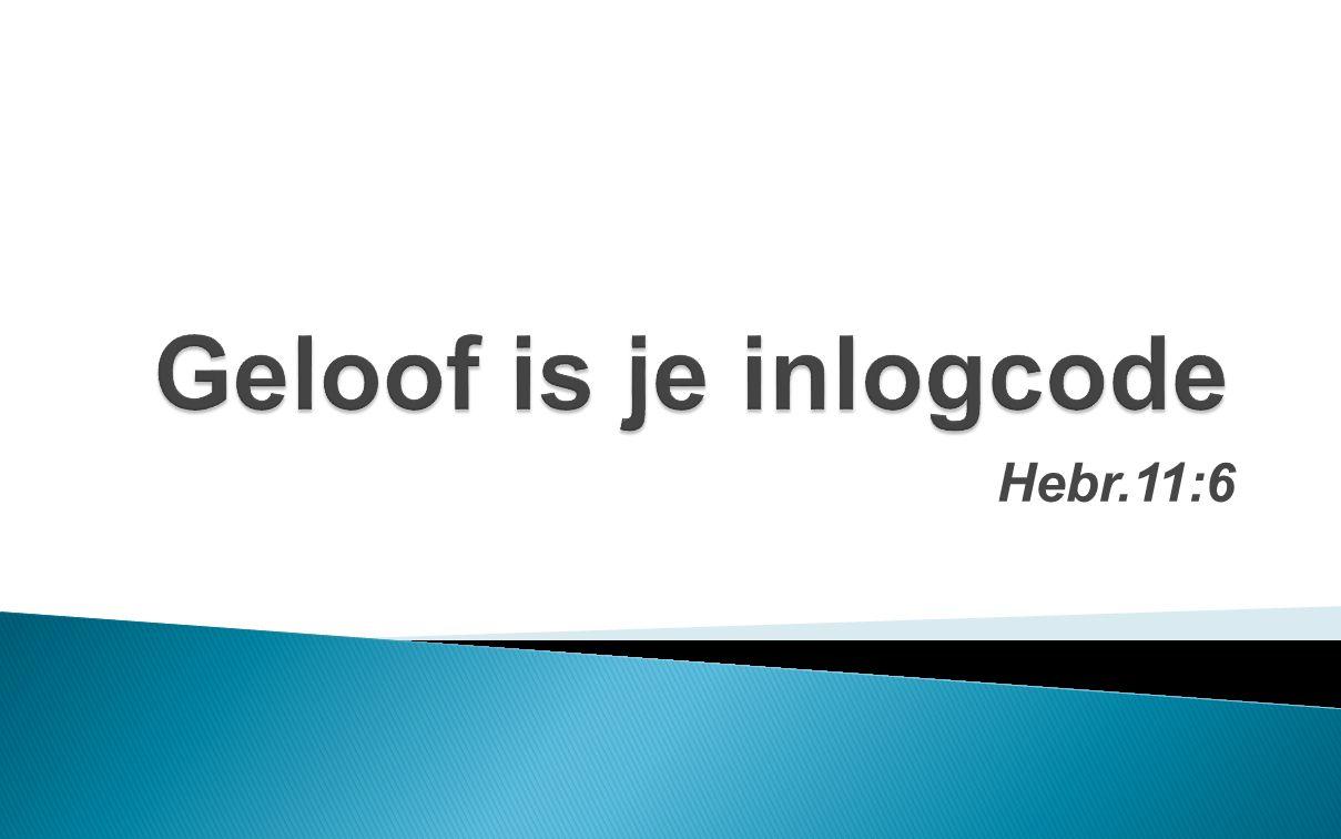 Hebr.11:6