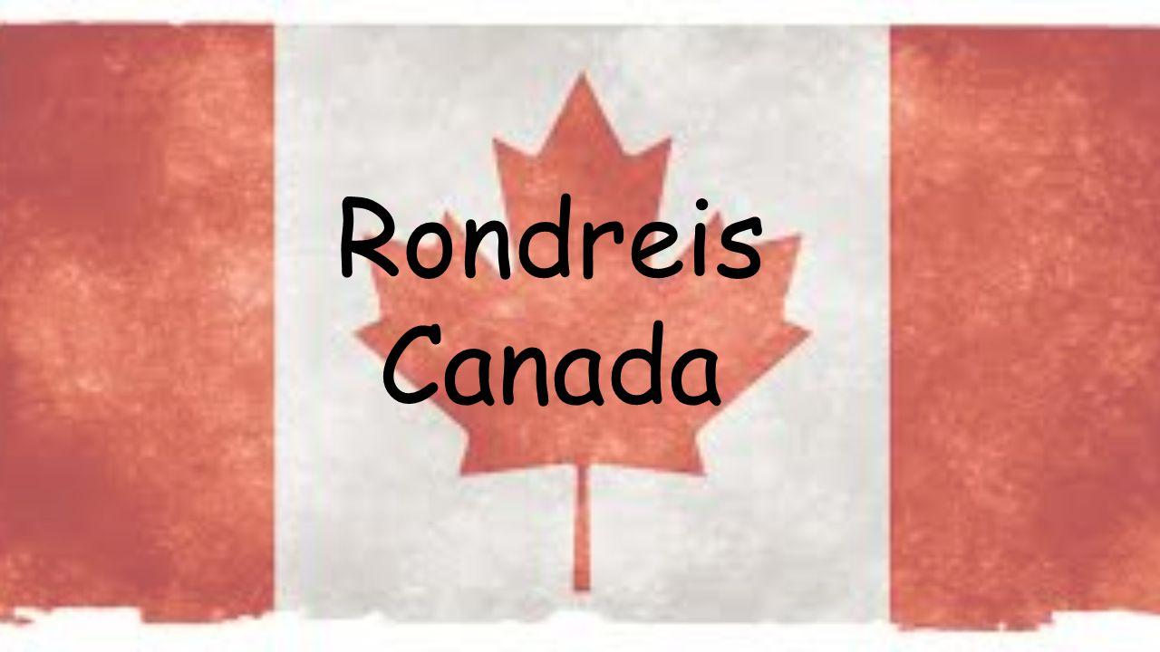 Rondreis Canada