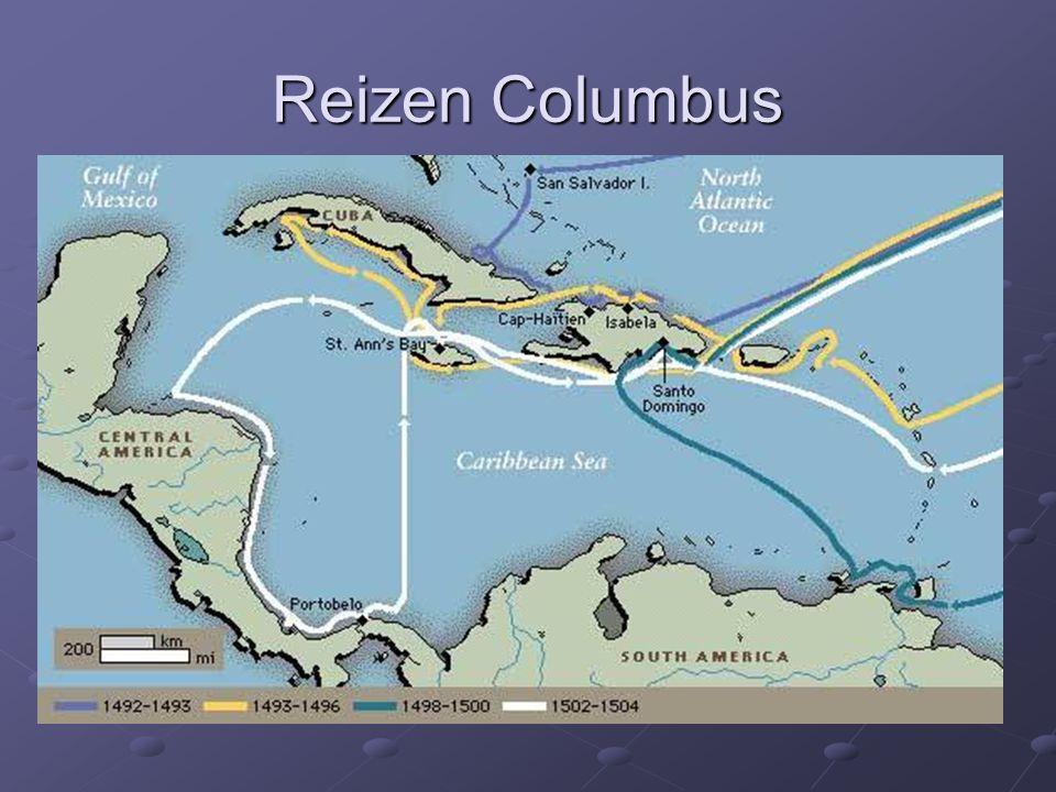 Reizen Columbus