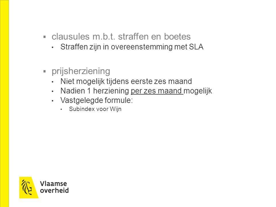  clausules m.b.t.
