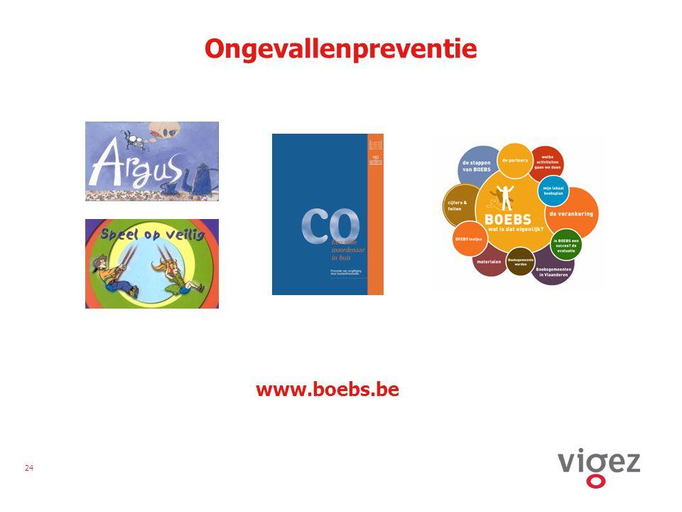 24 Ongevallenpreventie www.boebs.be