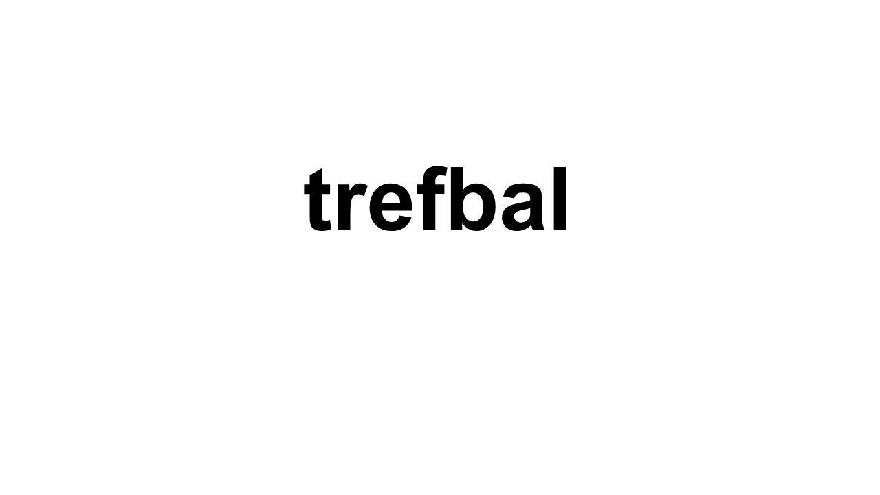 trefbal