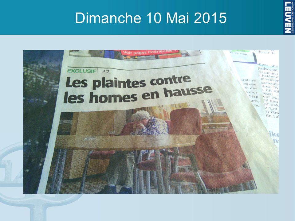 Dag van het maatschappelijk werk 17 maart 2015