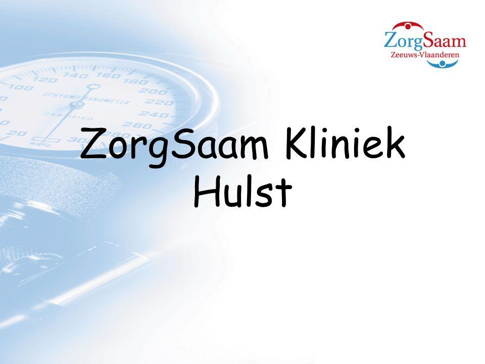 ZorgSaam Kliniek Hulst
