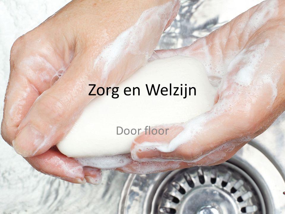 Zorg en Welzijn Door floor