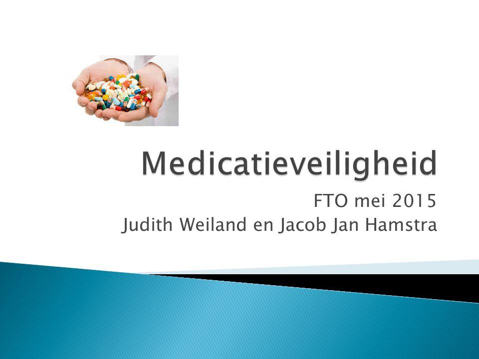 FTO mei 2015 Judith Weiland en Jacob Jan Hamstra