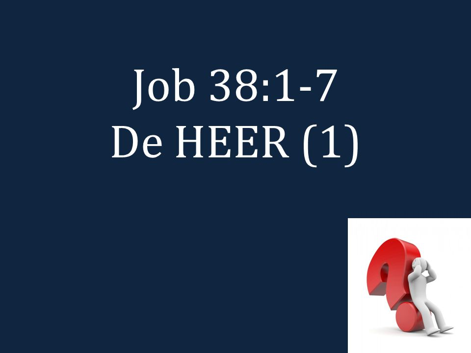 Jobs ontdekkingen: o hemels plot, werk van satan