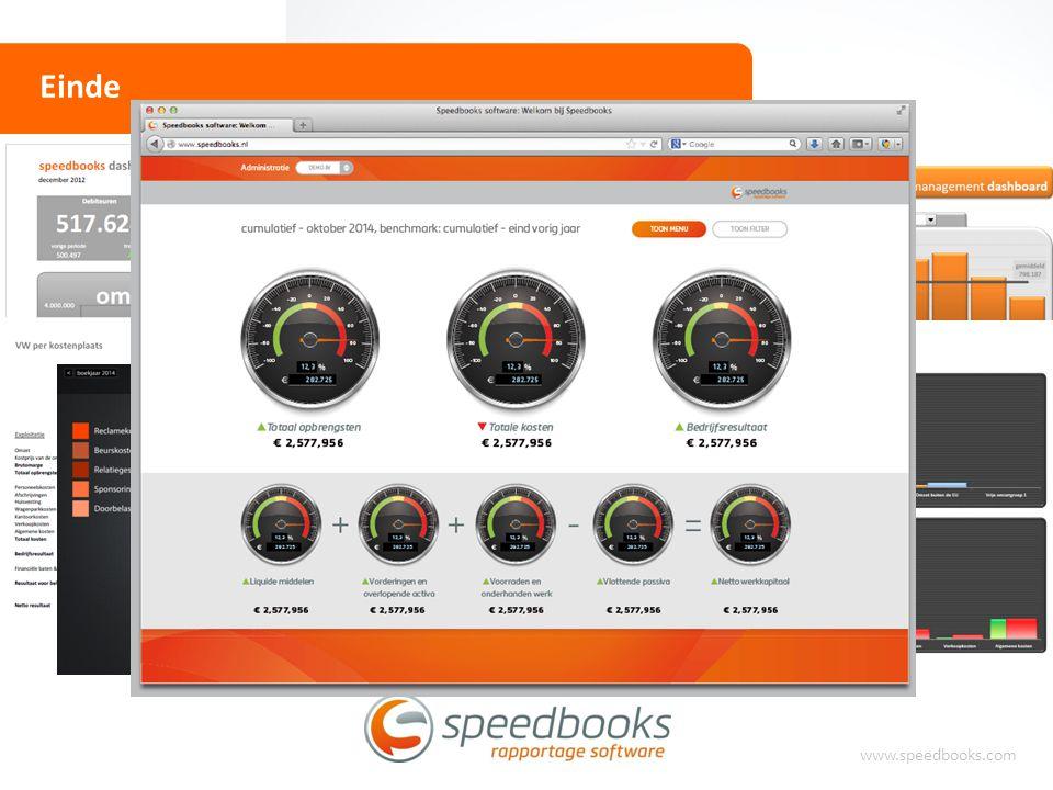 Einde www.speedbooks.com