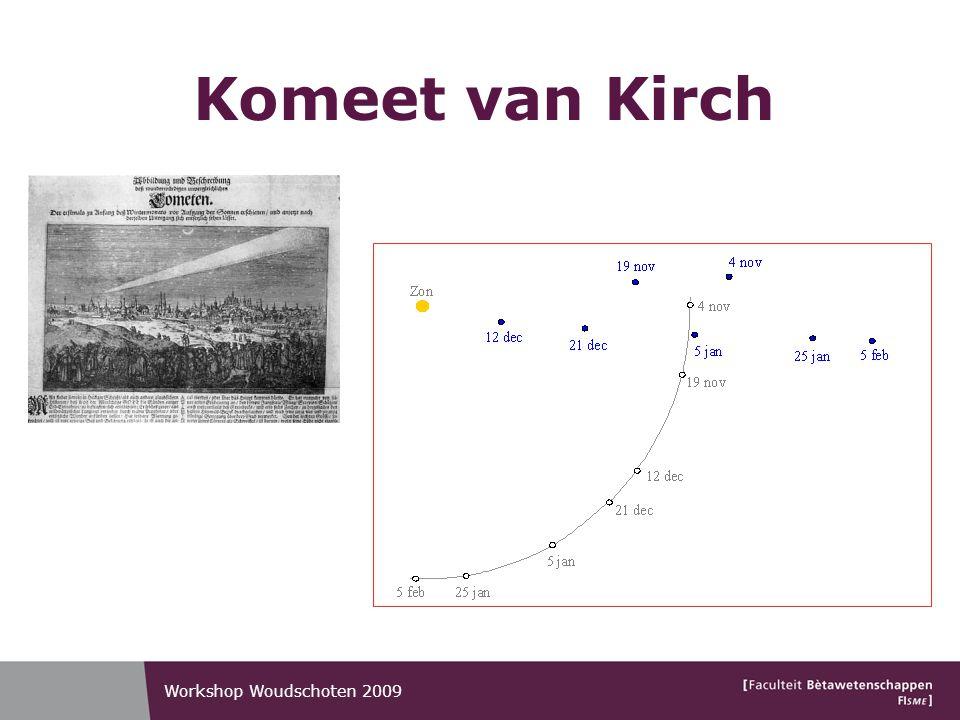 Komeet van Kirch