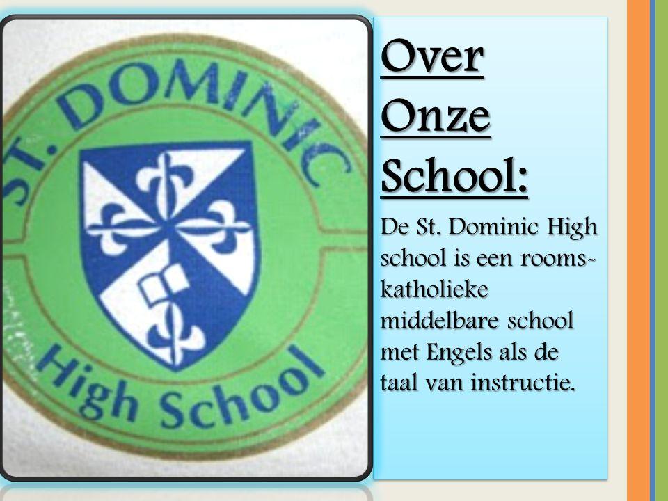 Over Onze School: De St.