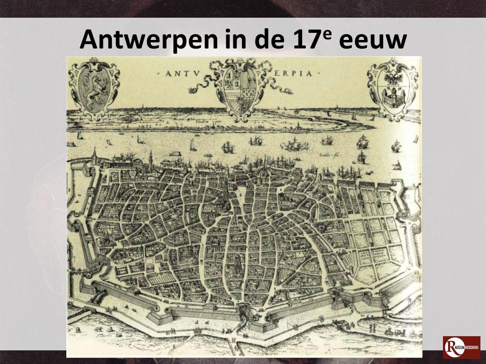 Antwerpen in de 17 e eeuw