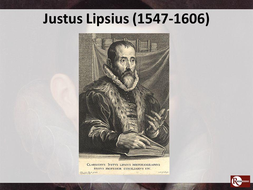Justus Lipsius (1547-1606)