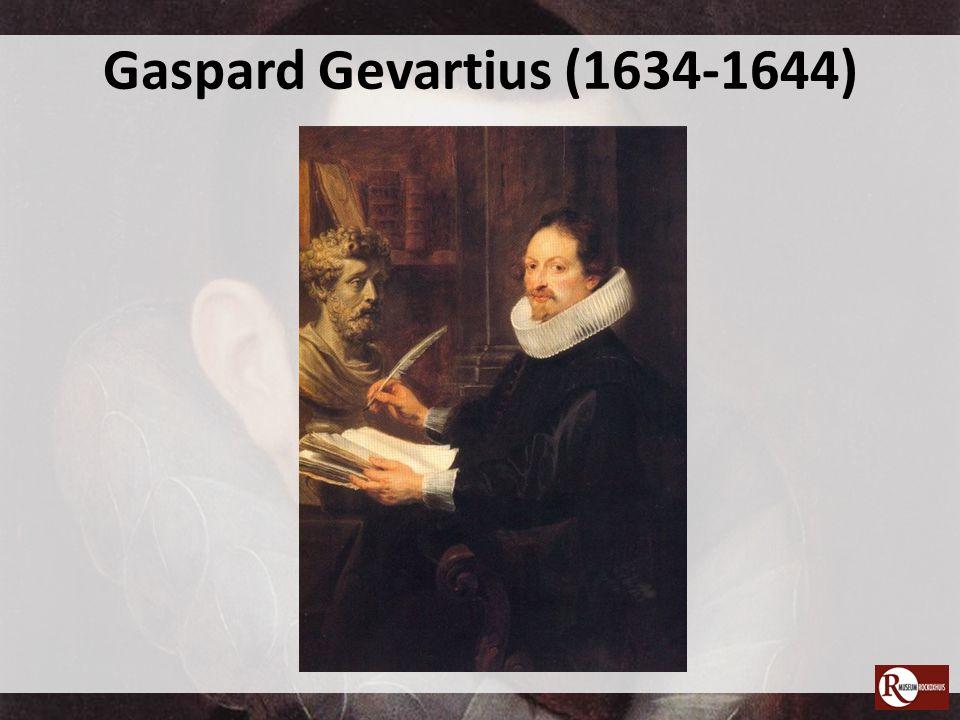Gaspard Gevartius (1634-1644)
