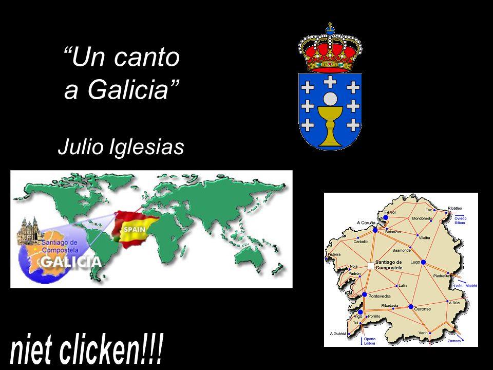 Un canto a Galicia Julio Iglesias