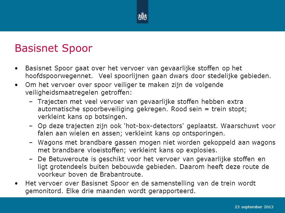 Budget voor zelfredzaamheid en hulpverlening Het vervoer tussen op het traject Roosendaal – Zwijndrecht kan binnen het risicoplafond sterk toenemen.